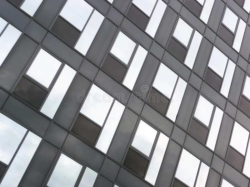 Download Glass facade stock photo. Image of building, estate, glass - 14966976