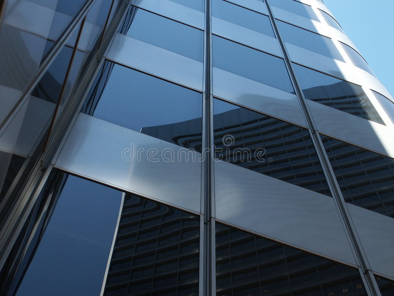 Download Glass facade stock photo. Image of francisco, building - 472906