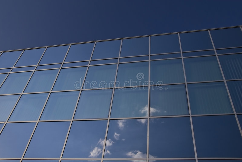 Download Glass Facade - Corporate Building Stock Image - Image: 5263245