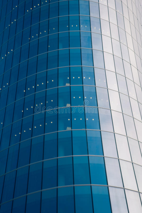 Free Glass Facade Of Business Building Stock Images - 30422854