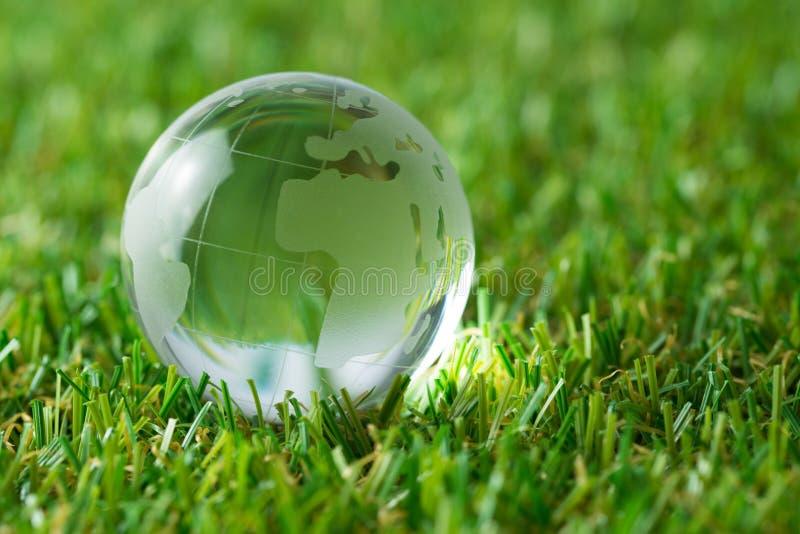 glass globe στοκ εικόνα