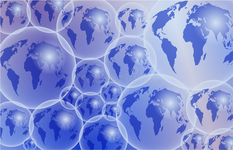 Download Glass Globes Royalty Free Stock Images - Image: 83169