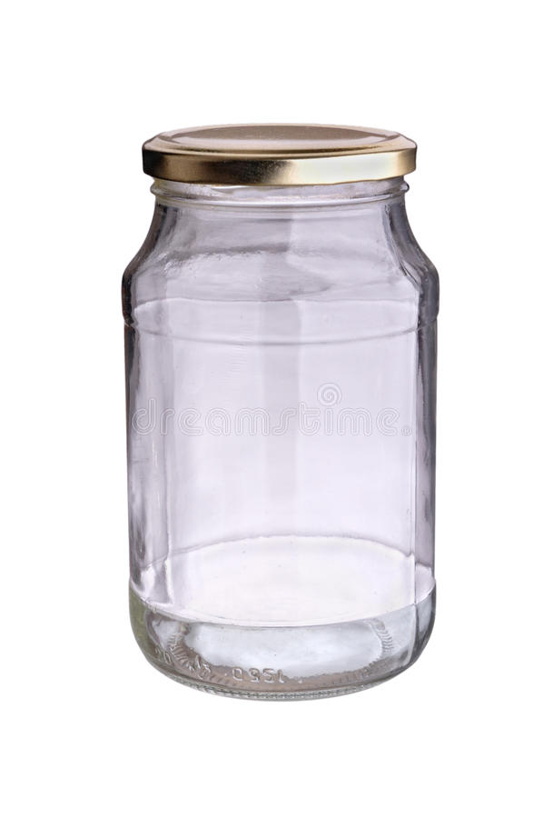 Download Glass jar stock image. Image of transparent, utensil - 19239471