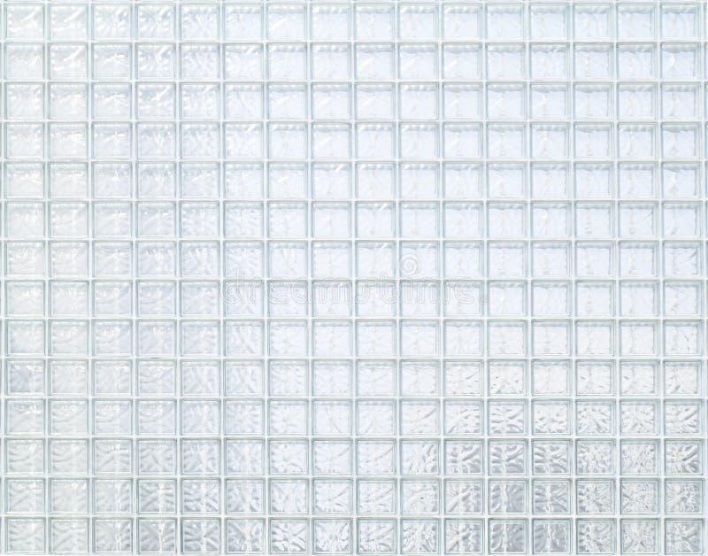 Glass kvartervägg arkivfoto