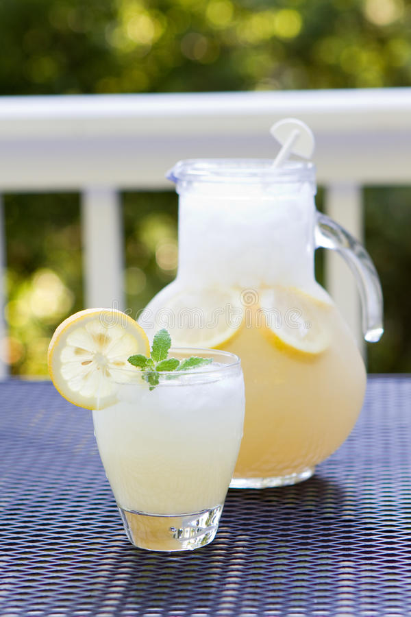 Download Glass of lemonade stock image. Image of beverage, delicious - 16419551