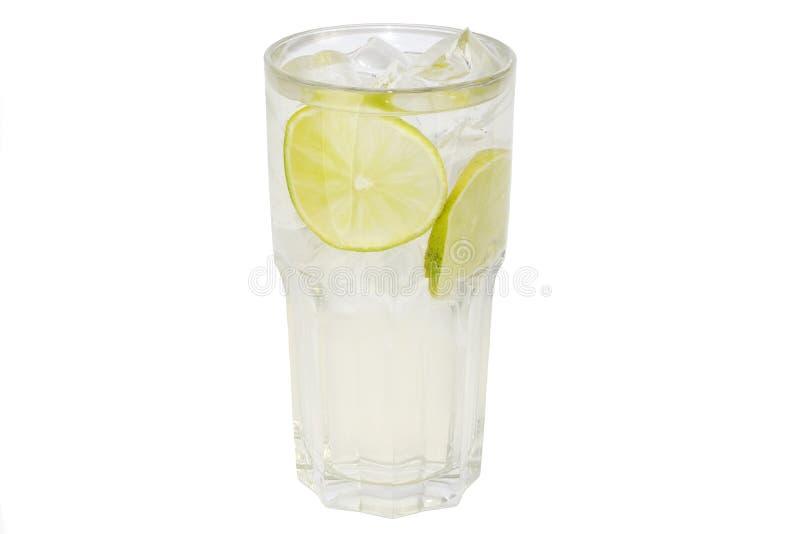 glass lemonade royaltyfria foton