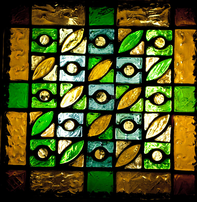 Glass Mosaic Royalty Free Stock Photos