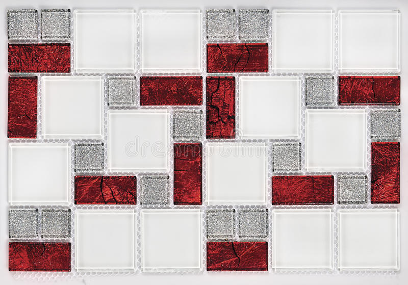 Glass Mosaic royalty free stock photography