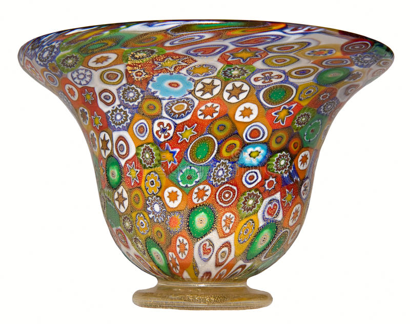 glass murano arkivbilder