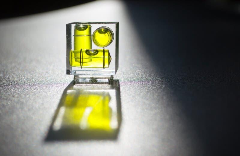 glass nivå royaltyfri foto