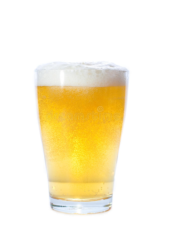 Free Glass Of Beer Royalty Free Stock Images - 11748459