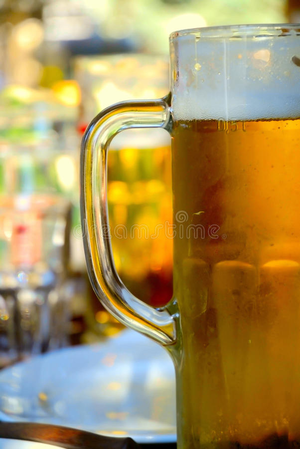 Free Glass Of Beer Royalty Free Stock Photo - 26916905