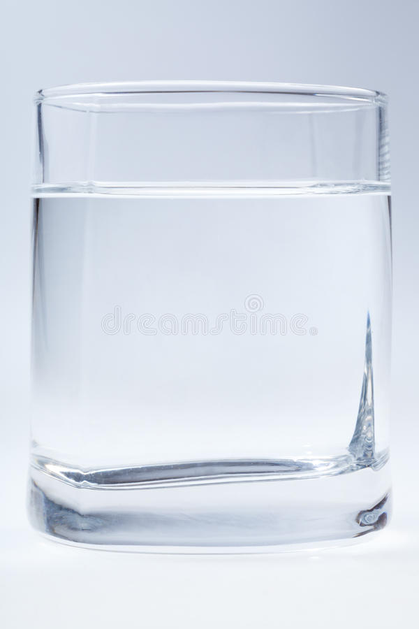 Free Glass Of Clear Water Stock Image - 26413341