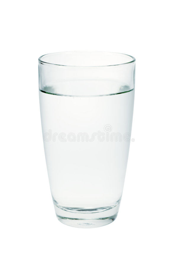 Free Glass Of Clear Water Stock Images - 3459174