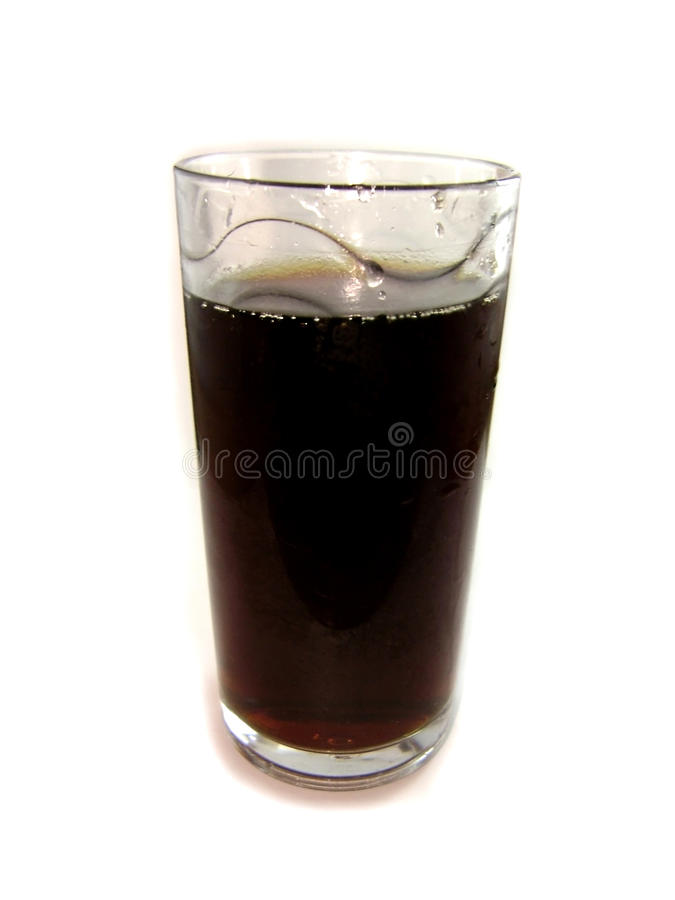 Free Glass Of Cola Royalty Free Stock Photography - 15014897