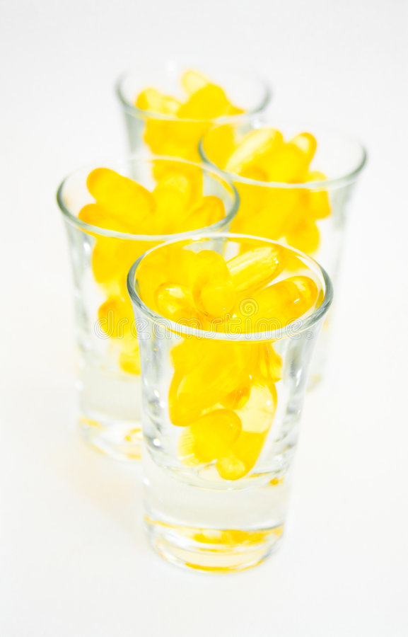 Free Glass Of Health Stock Photography - 4924512