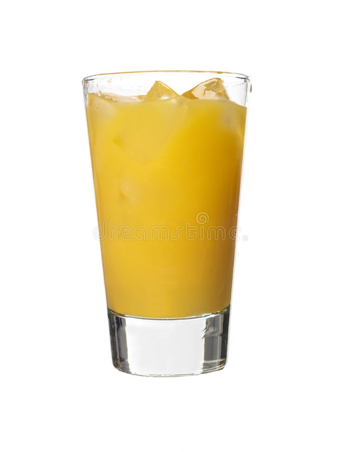 Free Glass Of Juice Royalty Free Stock Photos - 8299348