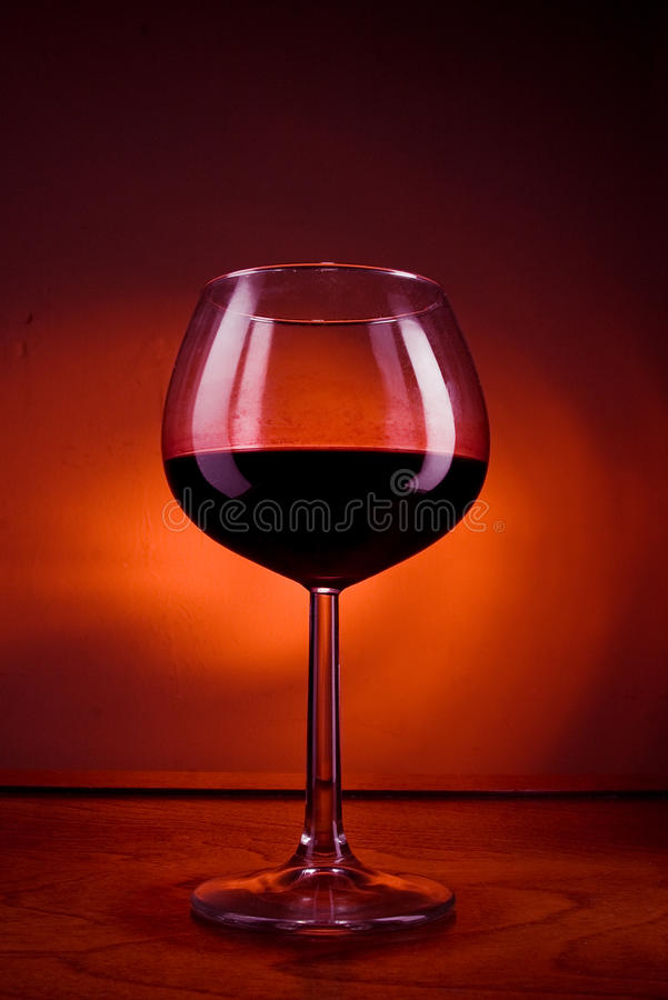 Free Glass Of Red Wine Stock Image - 22269491