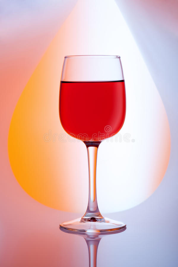 Free Glass Of Red Wine Stock Photo - 29459570