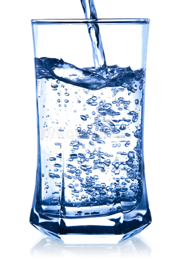 Free Glass Of Water Royalty Free Stock Images - 21297979