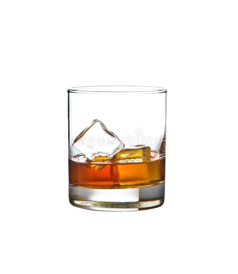 Free Glass Of Whiskey Royalty Free Stock Photo - 13627075