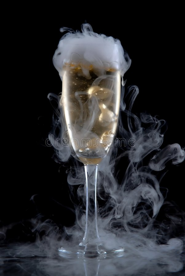 Free Glass Of Wine Isolated Over Black Background Stock Photos - 3626603