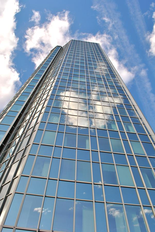 Free Glass Office Building Stock Image - 19564901