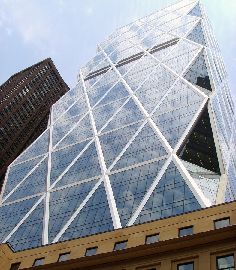 Free Glass Office Building Royalty Free Stock Photos - 2759508