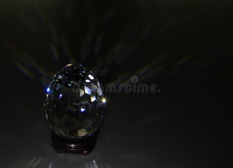 Glass påskägg arkivfoton