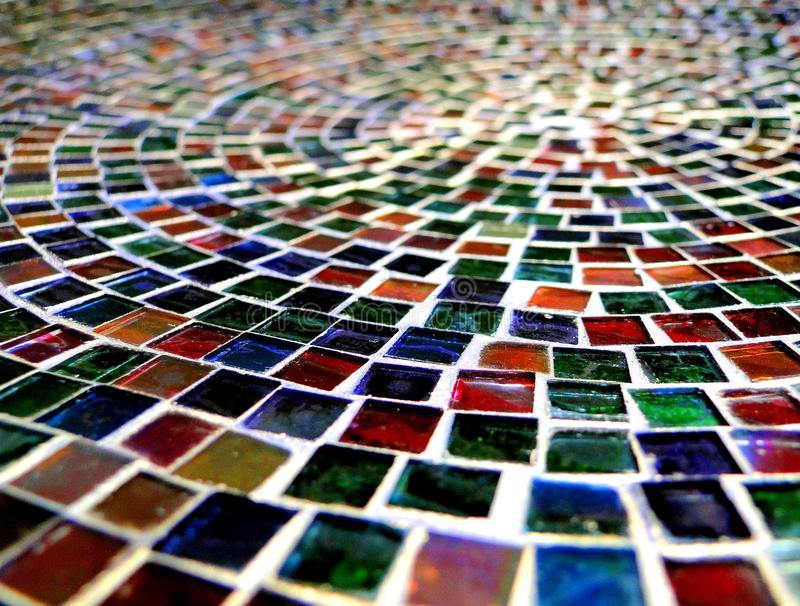 Glass Path royalty free stock photos