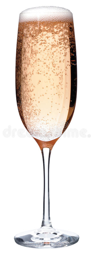 Download Glass Of Pink Champagne Stock Images - Image: 9717514