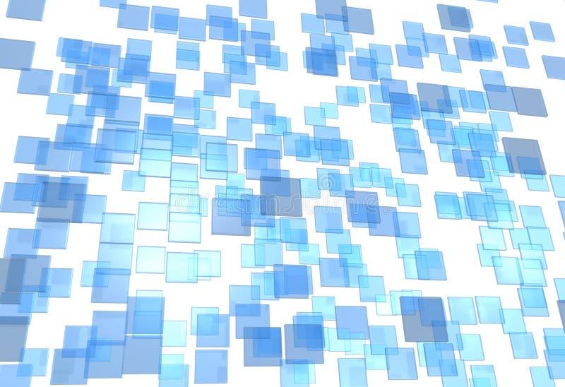 glass plattor stock illustrationer