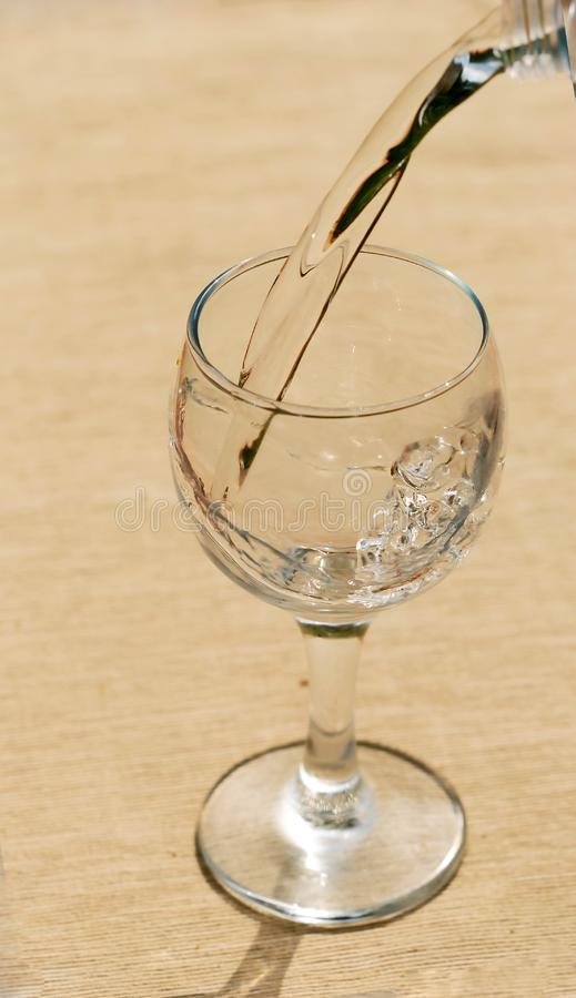 Download Glass of pure water stock image. Image of pure, water - 14874739