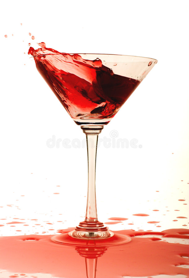 Download Glass of red wine. stock image. Image of party, background - 1410019