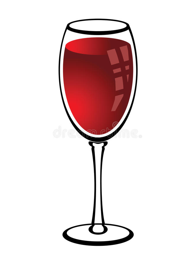 Download Glass Of Red Wine Royalty Free Stock Image - Image: 26823046
