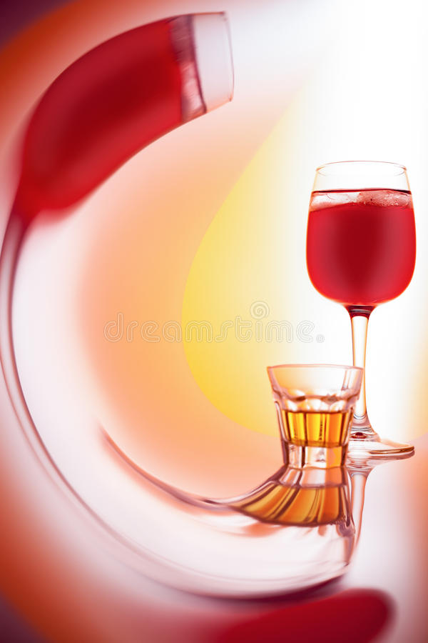 Download Glass of red wine stock photo. Image of background, alcohol - 29459580