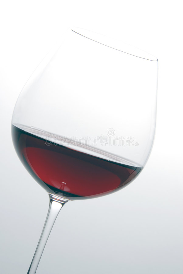 Glass of Red Wine royalty free stock photography