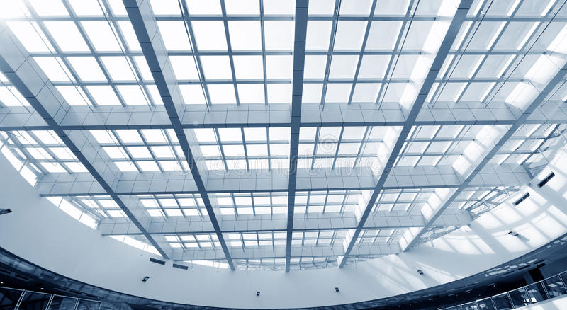 Download Glass roof stock photo. Image of buildings, geometric - 16912358