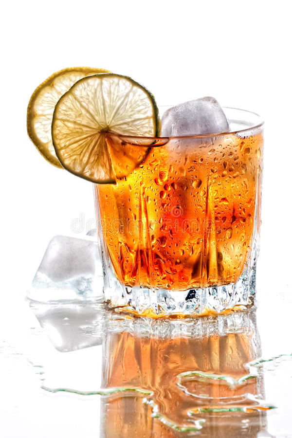 Download Glass of scotch whisky stock image. Image of lifestyle - 13053849