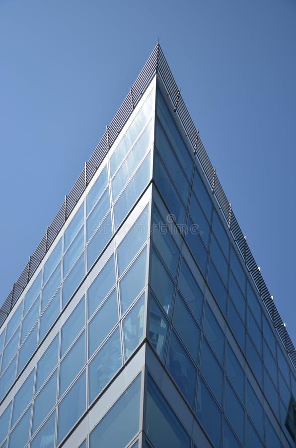 Glass skeppbyggnad arkivfoton