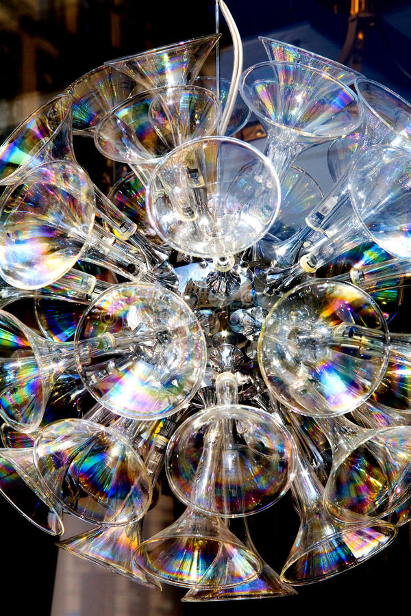 Download Glass sphere stock image. Image of reflections, frail - 13975277