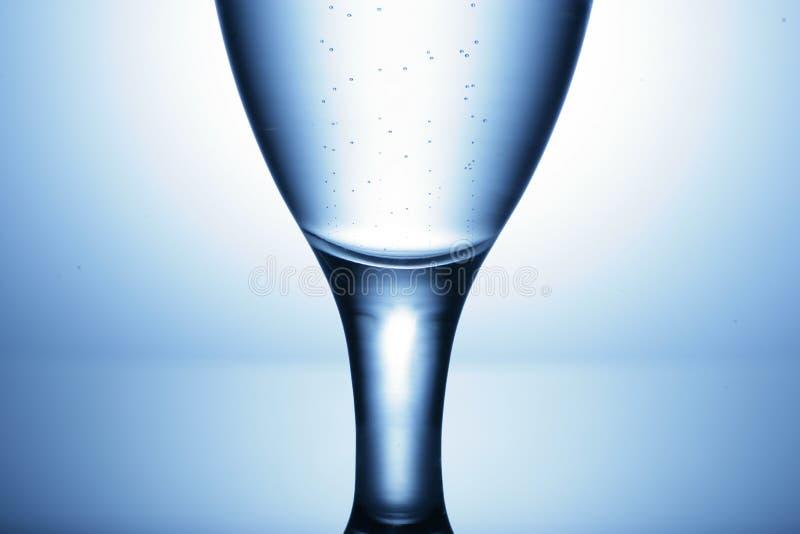 Download Glass stemware arkivfoto. Bild av vatten, exponeringsglas - 290866