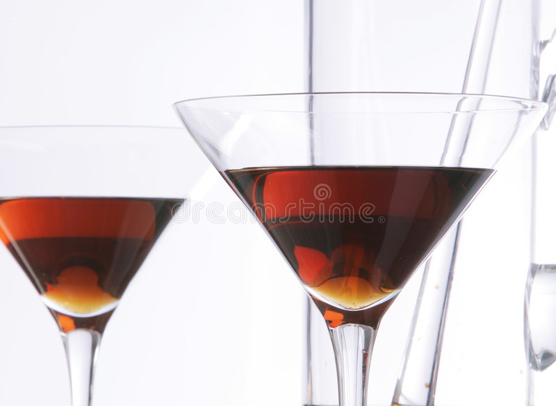 Download Glass Stemware stock photo. Image of libation, stirred, relaxing - 32930