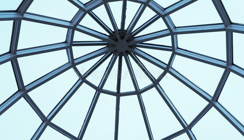 Download Glass tak fotografering för bildbyråer. Bild av stads - 37348771