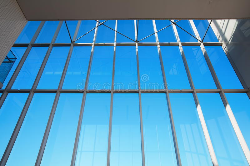 Download Glass textured pattern stock photo. Image of high, architecture - 27366358