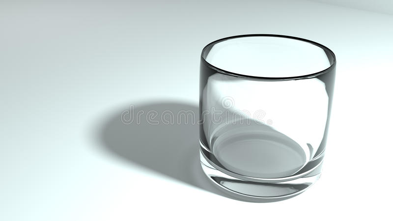 Glass Tumbler stock photos