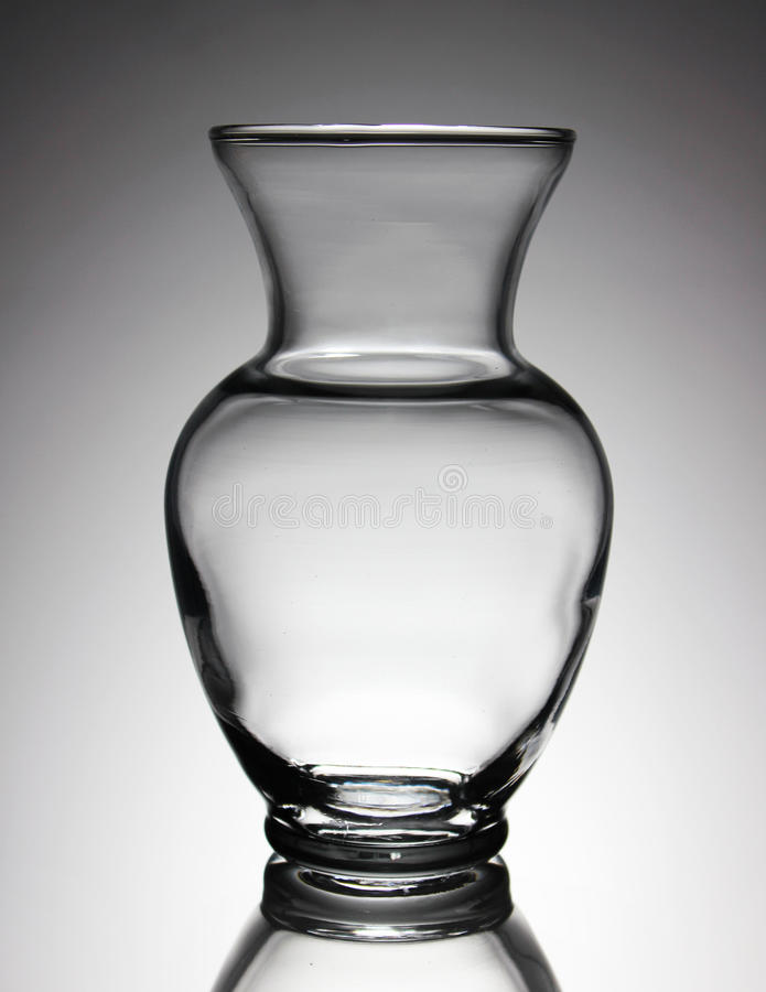 Glass Vase royalty free stock images
