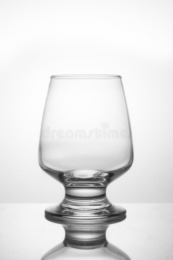 Glass version 2 stock image