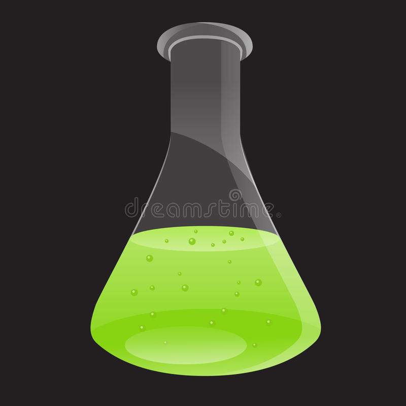 Download Glass Vial Royalty Free Stock Images - Image: 24028809