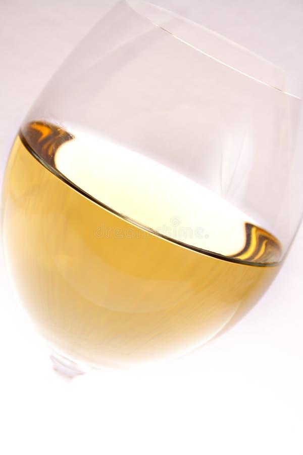 glass vit wine royaltyfri foto